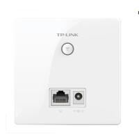 TP-LINK普联TL-AP450I-DC面板AP 86型450M入墙式ap wifi覆盖DC供电 高速无线