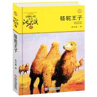 骆驼王子 动物小说大王沈石溪品藏书系 8-10-12岁中小学生课外阅读书籍 青少年儿童文学读物 三四五六年级动物小说故