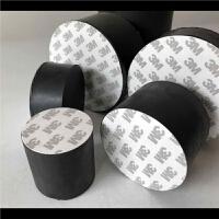 家具增高垫圆形脚垫洗衣机垫桌脚柜脚沙发脚床脚垫高茶几增高垫块 (自粘)直径120mm厚 100mm