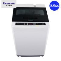 Panasonic/松下 XQB80-T8G2F大容量家用静音波轮全自动洗衣机8KG
