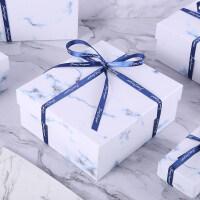 七夕情人节礼品盒 大号礼物包装盒子超大生日*盒 小号饰品盒子