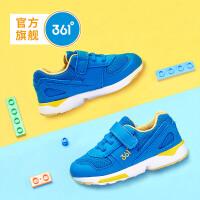 【3.5折到手价:69.7】361度童鞋 男童跑鞋 小童 冬季新品N71844505