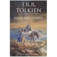 【新到现货】Beren and Lúthien 英文原版 贝伦与露西恩 中土世界 全新故事 托尔金 托老手稿*面世 魔