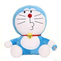 哆啦a梦公仔机器猫毛绒玩具抱枕叮当猫玩偶儿童布娃娃生日礼物女