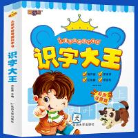识字大王(3-7岁儿童学前看图识字书)