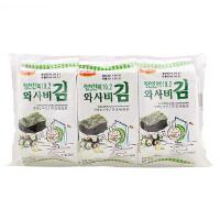 [当当自营] 韩国进口 韩福10.2 海苔(芥末味)13.5g