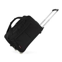 韩版大容量手提旅行箱包行李包拉杆包箱防水可叠男女20 24寸包