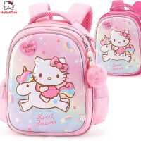 凯蒂猫书包幼儿园女童3-6岁可爱女孩学前班大班宝宝儿童双肩背包5