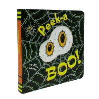 进口英文 Peek-a Boo 躲躲猫 纸板书【2~5岁】
