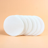防溢乳垫可洗棉喂奶期哺乳期溢乳贴产后防益可机洗6片装 图片色