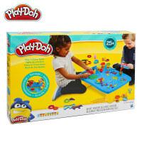 培乐多彩泥多创意活动桌橡皮泥粘土儿童手工玩具 培乐多多创意活动桌B9023