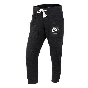 Nike耐克女裤 2017夏季新款运动跑步休闲透气七分裤 883724-010