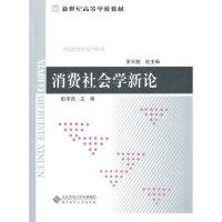 【新书店正版】消费社会学新论 彭华民 北京师范大学出版社 9787303122011