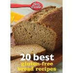 【预订】Betty Crocker 20 Best Gluten-Free Bread Recipes