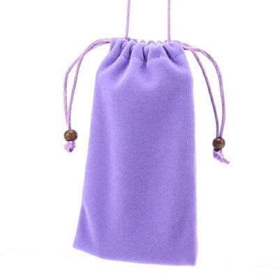 小米紫米羽博罗马仕品胜2万充电宝保护套袋绒布袋长条移动电源袋