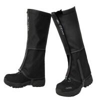 雪套户外登山防雪鞋套男女护腿滑雪防水装备沙漠徒步防沙腿套脚套