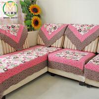 木儿家居 沙发垫 坐垫 组合沙发垫座垫双人三人靠垫靠背布艺衍缝