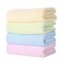 吸水竹纤维大浴巾加厚毛巾洗澡巾优于纯棉家居婴儿宝宝儿童大盖毯