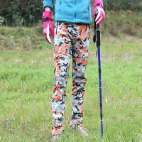 新款冲锋裤男女冬季加绒加厚防风防水户外大码登山滑雪长裤