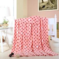 薄毛毯床单珊瑚绒学生宿舍单人小毯子法兰绒加厚铺床毯法莱绒
