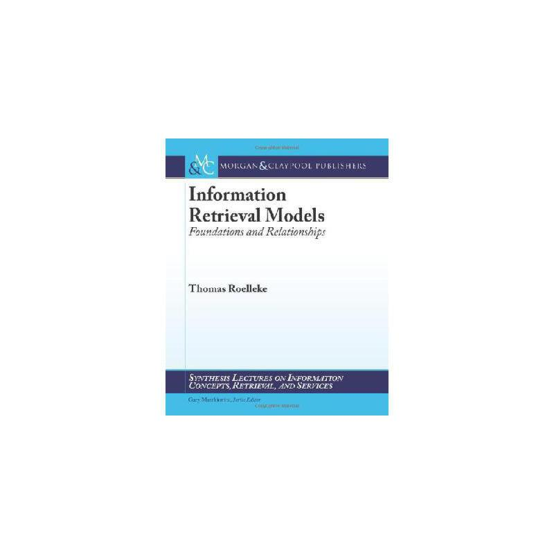 【预订】IR Models: Foundations & Relationships 美国库房发货,通常付款后3-5周到货!