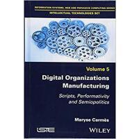 【预订】Digital Factories And Socio-Technical Assemblies 978184