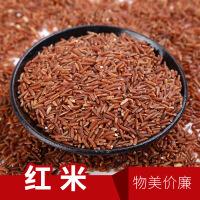 临沂特产 农家粗粮 新红米 红米 五谷杂粮 真空装500g