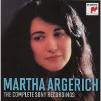 [现货]阿格里奇在索尼的录音全集 5CD