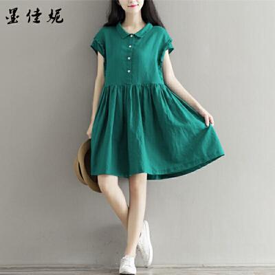 孕妇连衣裙孕妇装夏装新款韩版宽松中长款无袖上衣潮妈背心裙