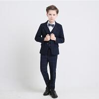 六一儿童小西装套装花童外套礼服韩版小男孩西服男童钢琴演出服装