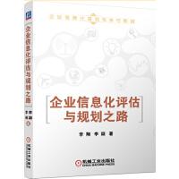 企业信息化评估与规划之路