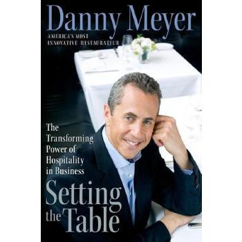 【预订】Setting the Table: The Transforming Power of Hospitality in Business 9780060742751 美国库房发货,通常付款后3-5周到货!