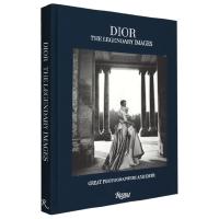 迪奥 Dior The Legendary Images 迪奥服装设计图书 传奇影像服装设计 流行时尚服装服饰