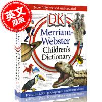 现货 英文原版 DK 韦氏儿童图片字典 Merriam-Webster Children's Dictionary 精