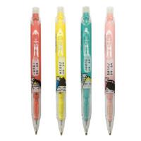 晨光34512老师老师大容量活动铅笔 0.7mm自动铅笔 学生按动铅笔(内含10根铅芯)笔杆颜色随机
