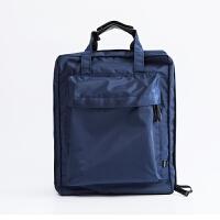 创意旅行背包手提双肩包短途户外行李包出差男女多功能情侣书包
