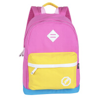 新年特价 联众/UME BU8616B/粉色 小学生书包男女1-3-4年级轻便省力减负双肩背包儿童8-10-12岁新年
