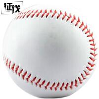 征伐 棒球 软式硬式垒球实心球软球中小学生考试训练体育比赛专用球
