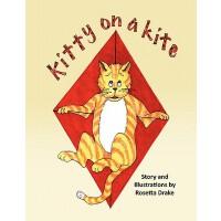 【预订】Kitty on a Kite