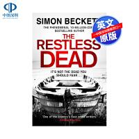 英文原版 不安分的死亡者 The Restless Dead 全英文版犯罪惊悚小说
