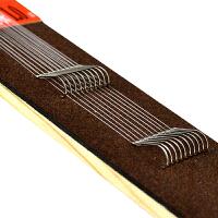 子线双钩无倒刺白袖钩成品线组鱼钩鱼线套装 白袖 6#1.0#子线60cm