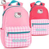 Hellokitty小学生书包女童1-3-4年级凯蒂猫卡通韩版儿童双肩背包