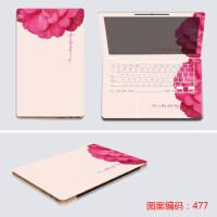 14寸笔记本电脑外壳贴膜华硕W40C W40CC W40CC3537炫彩保护贴膜纸