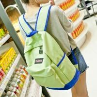 韩版时尚双肩背包男女大学生书包大容量防盗旅行背包