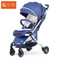 Bair婴儿推车轻便折叠便携式迷你新生儿推车可坐躺婴儿车推车