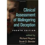 【预订】Clinical Assessment of Malingering and Deception, Fourt