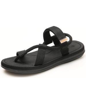 乌龟先森 凉鞋 男士夏季新款人字拖平底凉拖男式韩版防滑时尚沙滩户外休闲舒适个性男鞋