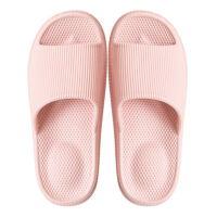 日本夏凉拖鞋家居家用男士情侣洗澡防滑防臭按摩浴室拖鞋男女室内