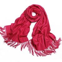 冬季保暖空调丝巾 人造棉围巾 情侣女两用披肩
