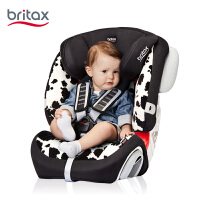 【当当自营】britax宝得适全能百变王9个月-12岁汽车儿童安全座椅 全新升级款 小奶牛